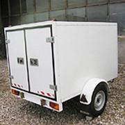 Прицеп-фургон фото