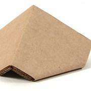 Уголки картонные защитные 80х80х фото