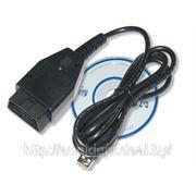 Сканер VAG-COM 10.6 / 11,2 / 11,8 /11.11 RUS (VCDS) для диагностики авто VW Audi Seat Skoda OBD-II-ISO