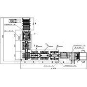 Автоматическая линия по изготовлению европоддонов фото