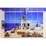 Эксклюзивная стеклянная плитка GlassGuardMozaika фото