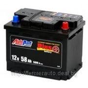 Аккумуляторы Autopart 6СТ 55 АЗ 450А фото