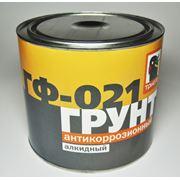 Грунт ГФ-021 Триоль. Алкидный антикоррозионный.22 кг фото