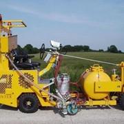 Машины для разметки дорог производства Германия. Аналог Hoffmann и Borum. фото
