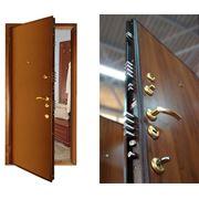 Стальные двери фото