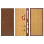 Дверь металлическая Эконом фото