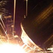 Услуги по обработке металлопроката фото