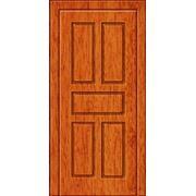 Дверь с МДФ рисунок 19 фото
