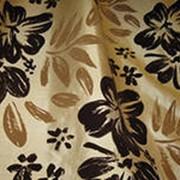 Флокирование ткани, текстиля фото