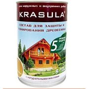 Пропитка для древесины Красула «KRASULA®» фото