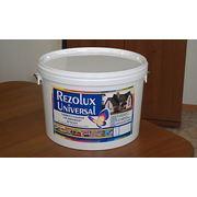 Резинолатексная краска REZOLUX фото