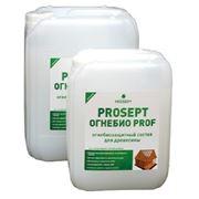 Огнебиозащитный состав PROSEPT ОГНЕБИО PROF 1 - 1-ая группа гот.состав 20 литров фото