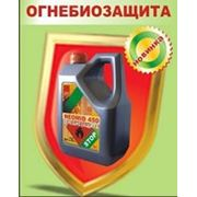Огнебиозащитный состав для древесины NEOMID 450 фото