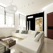 Дизайн интерьера гостинной, Гостиная дизайнер. фото