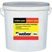Фасадная акриловая краска - weber.ton akrylat фото