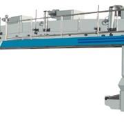 Кашировальная машина для холодного клеевого скрепления материалов и последующей горячей припрессовки материалов PE, PP, HDPP, PVC, Paper(бумага),ALфольга, модель PUGF-1000к фото