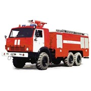 Аэродромный пожарный автомобиль AA-5/40 (шасси КАМАЗ-43114 6х6) фото