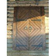 Распашные двери фото