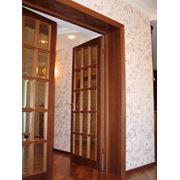 Двери распашные фото
