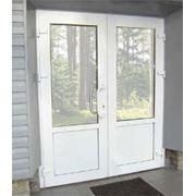 Двери из поливинилхлорида фото