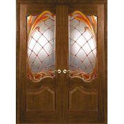Двери шпонированные фото