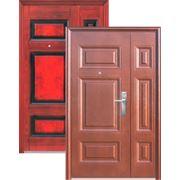 "Двери Производство Китай Серия ""Стандарт"" Модели: D 142 (1100x2050) D 143 (1100x2200) D 145 (1200x2050) D 146 (1200x2200) фото"