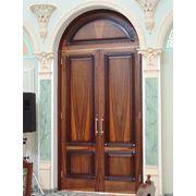 Мебель и двери из массива на заказ фото