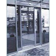 Двери раздвижные автоматические фото
