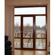 Балконные двери. фото