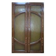 Дверной блок двупольный фото