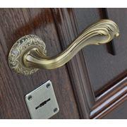 Дверная ручка Barocco фото