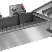 Чебуречница предназначена для приготовления различных продуктов в разогретом масле(фритюре) на предприятиях общественного питания Атеси Чебуречница-М фото