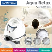 Форсунки и коврик джакузи в ванну AQUA RELAX Аква Релакс фото