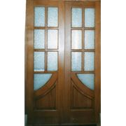 Межкомнатные филенчатые двери фото