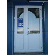 Двери пластиковые фото