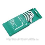 Комплект угловых ключей torx jonnesway h08mtp09s фото