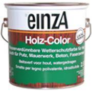 Краска для дерева einzA Holz-Color 25л фото
