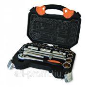 Набор торцевых ключей - 25 шт В4025М фото