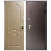 Дверь входная 3К Лайт Дуб Рон