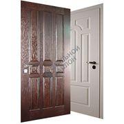 Входная дверь массив №4 фото