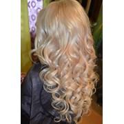 Наращивание волос ленточное г. Мурманск фото