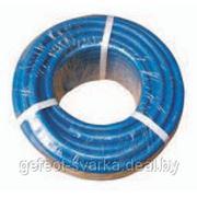 Рукав кислород синий 6ммх13ммх30м фото