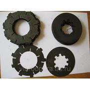 Комплект дисков фрикционных к станку 2М55 фото