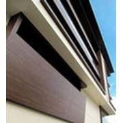 Фасадные панели HPL фото