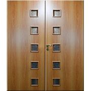 Межкомнатные финские двупольные двери Авангард плюс фото