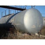 Жд цистерна без колес типы 17 (50 м3), 76 (62 м3) В Краснодаре фото