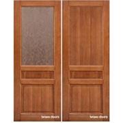 Двери массив дуба Честер фото
