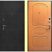 Двери металлические МД-03 (серебро) фото