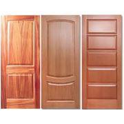 Двери из массива сосны фото