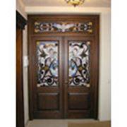 Двери различной фактуры фото